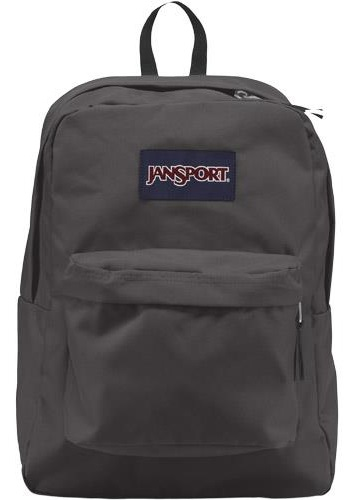 JanSport SuperBreak 25L Backpack - Forge Gray - JS00T5016XD