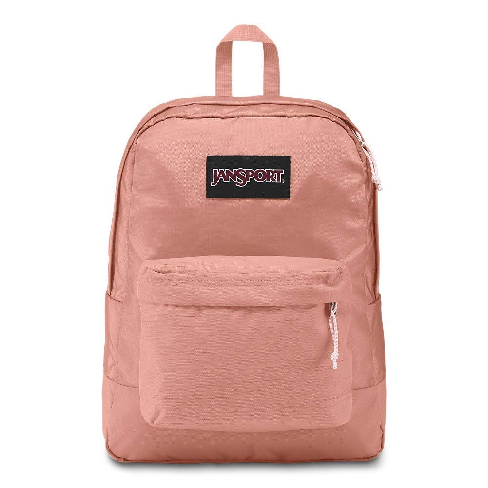 JanSport Black Label Superbreak Backpack - Muted Clay - JS00T60G47K