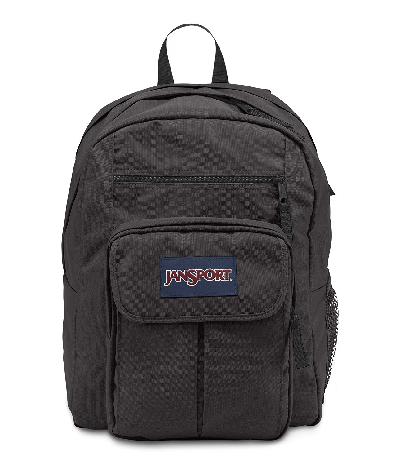 Jansport Digital Student Backpack - Forge Grey - JS00T69D6XD