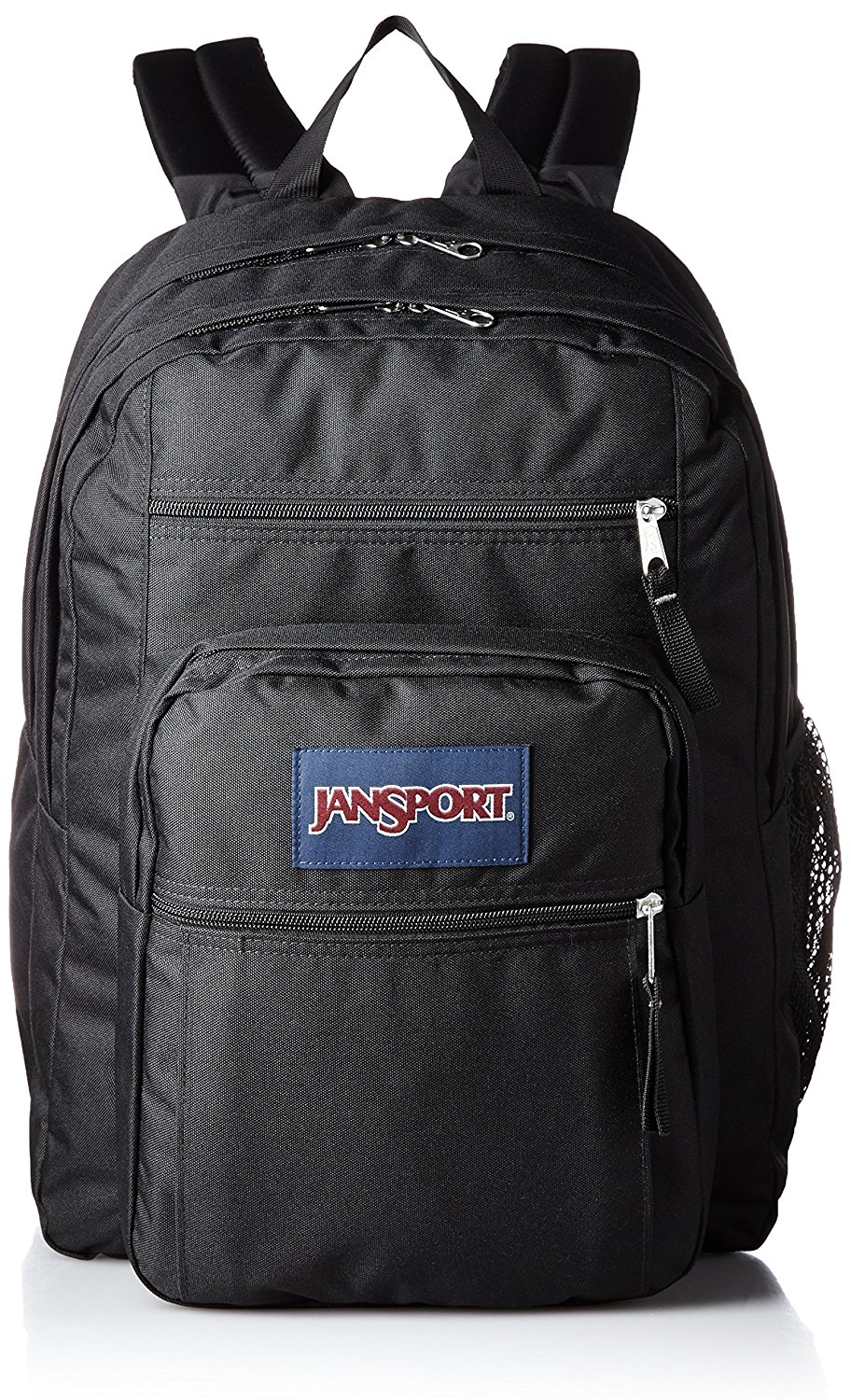 Jansport Big Student Backpack - Black - JS00TDN7008