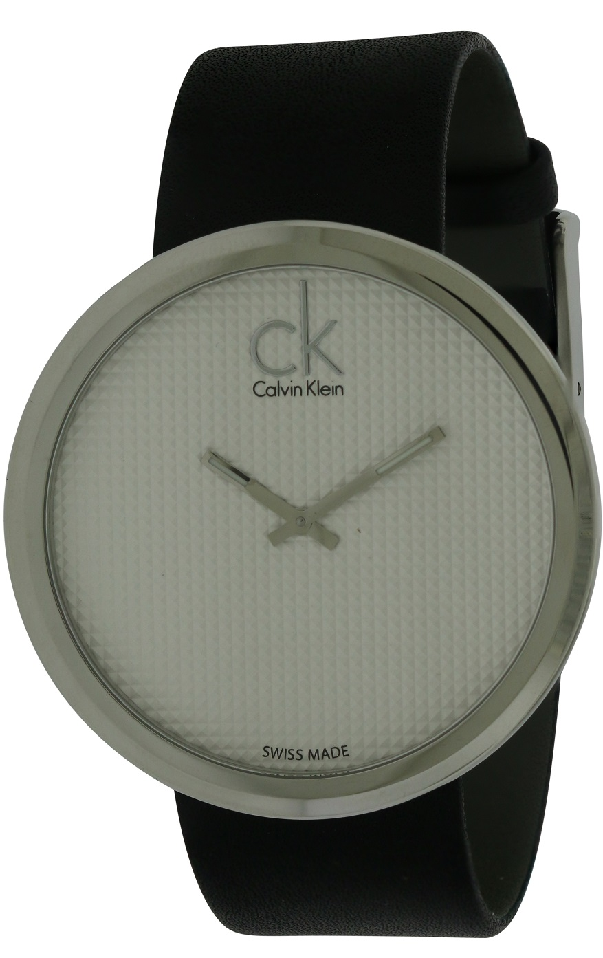 Calvin Klein Subtle Leather Ladies Watch K0V231C6