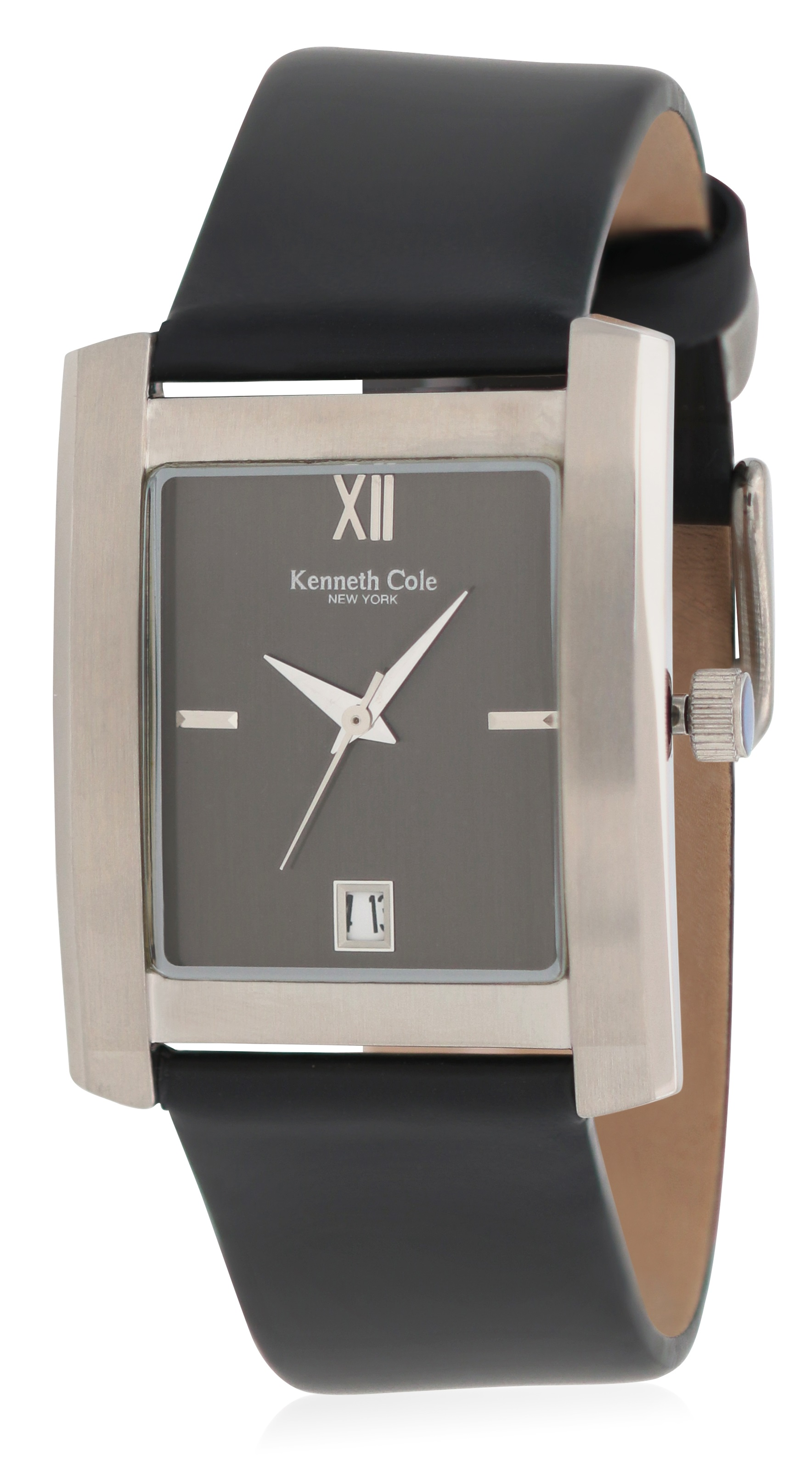 Kenneth Cole Leather Mens Watch KC1179