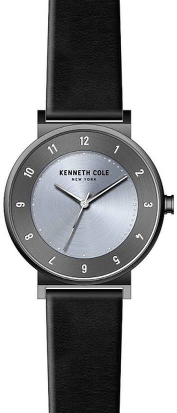Kenneth Cole Leather Mens Watch KC50074001