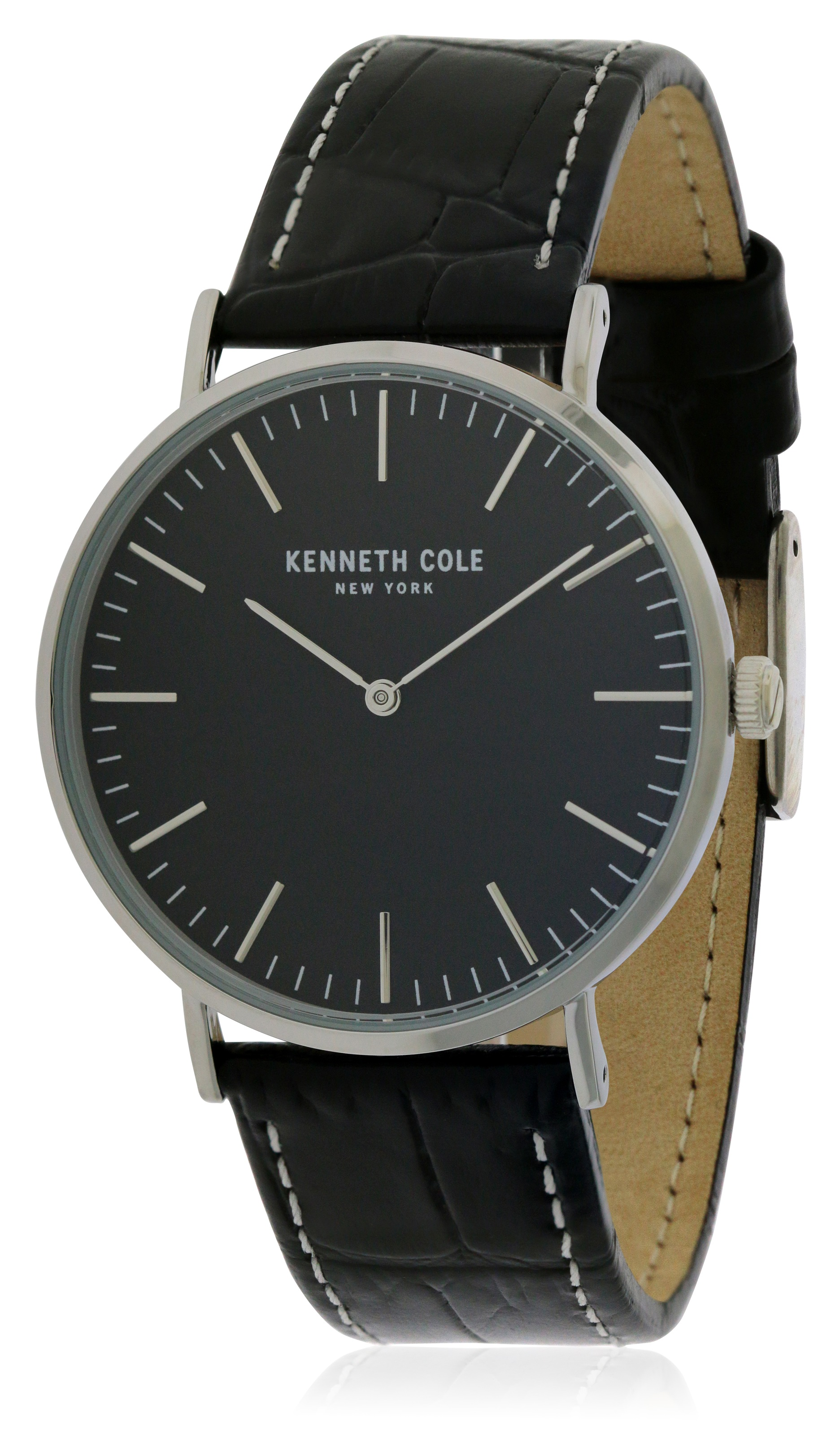 Kenneth Cole Leather Mens Watch KC50507004
