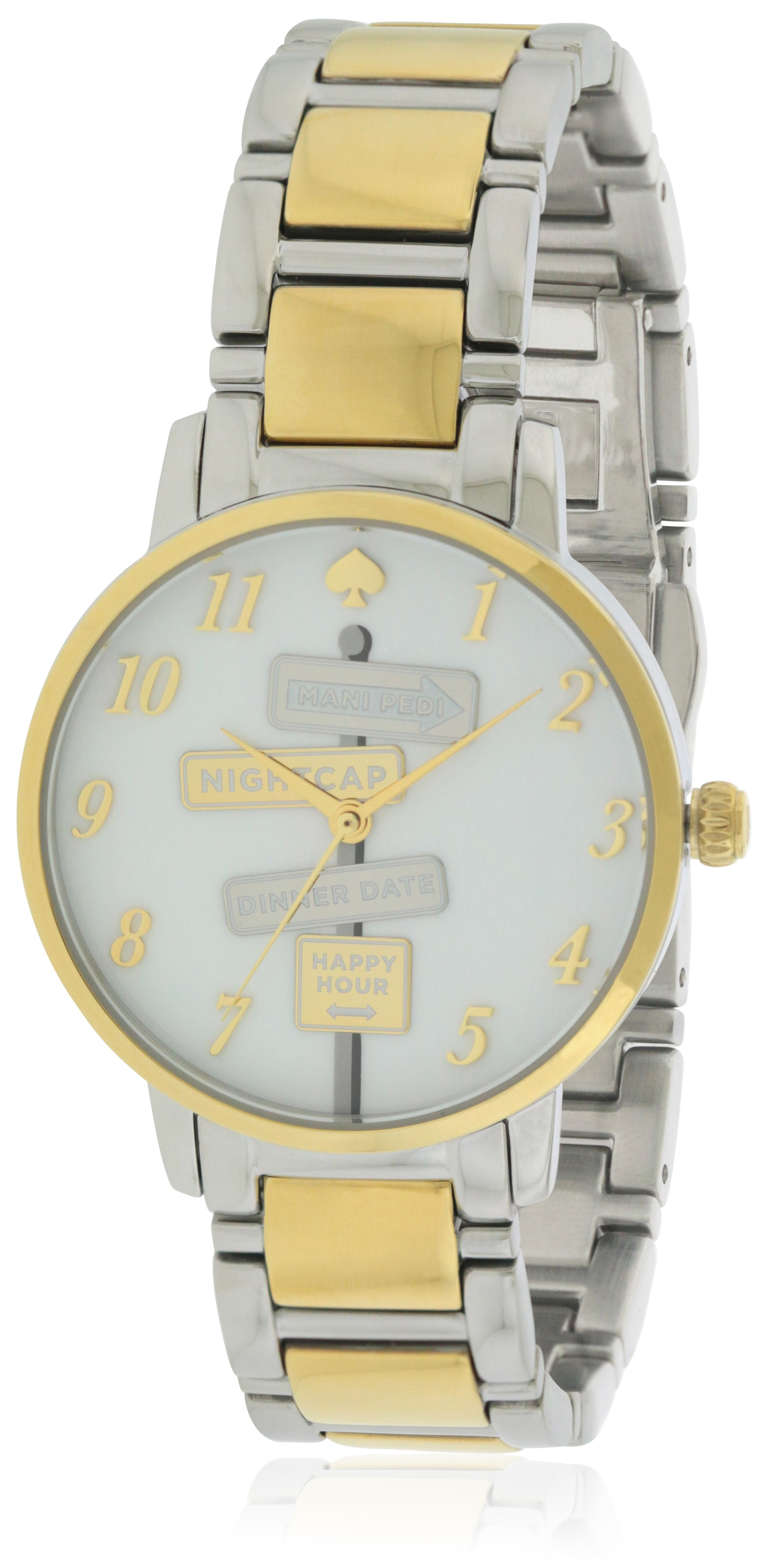 Kate Spade Gramercy Two-Tone Ladies Watch KSW1129