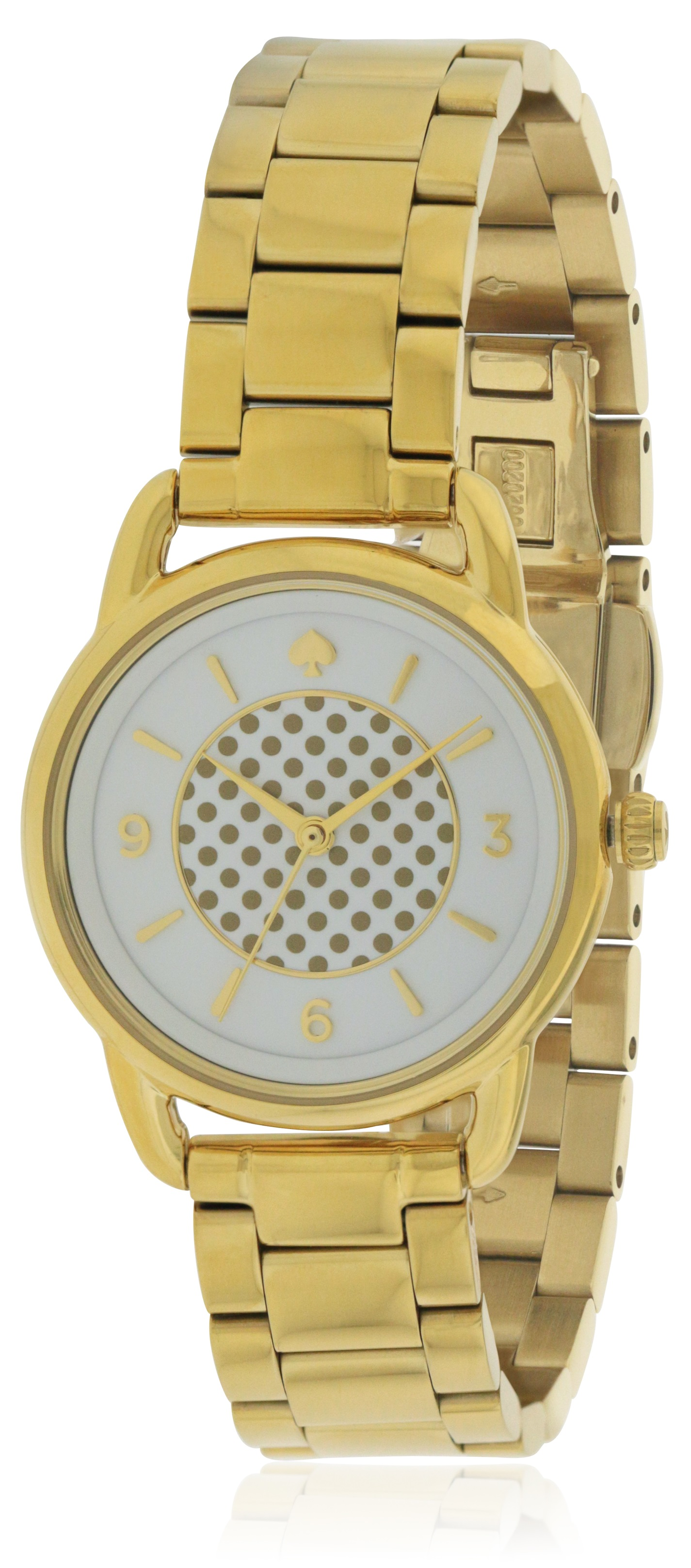 Kate Spade Boathouse Gold-Tone Ladies Watch KSW1166