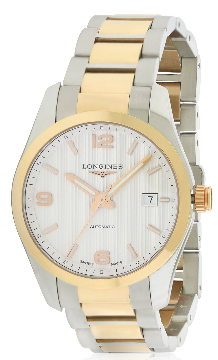 Longines Conquest Mens Watch L27855767