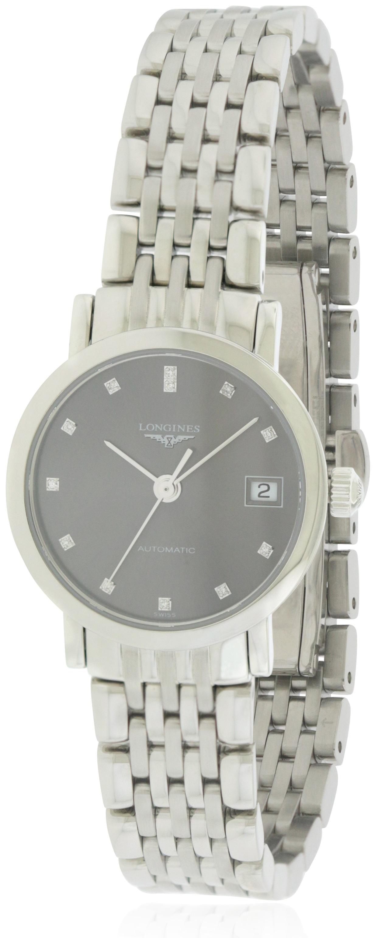 e04a17968df Longines Flagship Ladies Watch L43094786