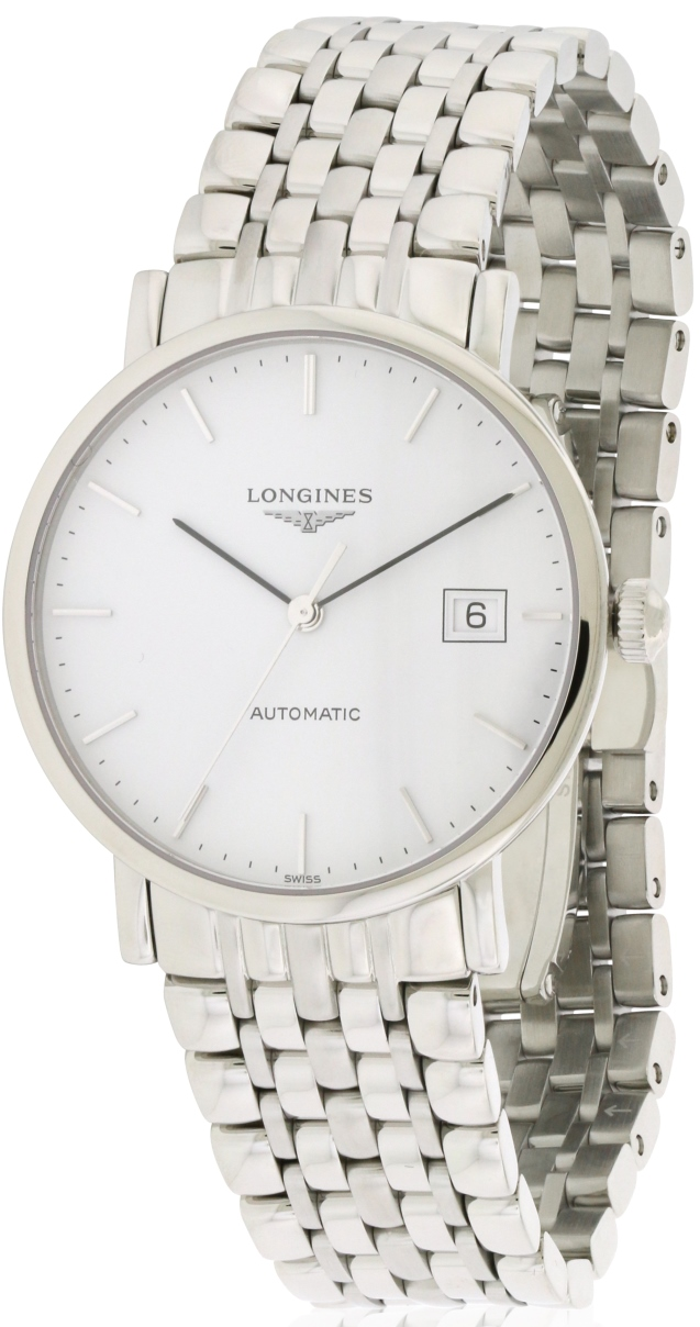 Longines Elegant Collection Automatic Mens Watch L48104126