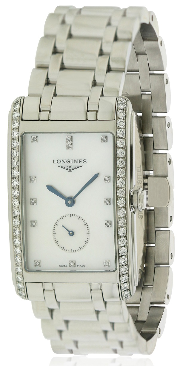 Longines DolceVita Stainless Steel Ladies Watch L57550876