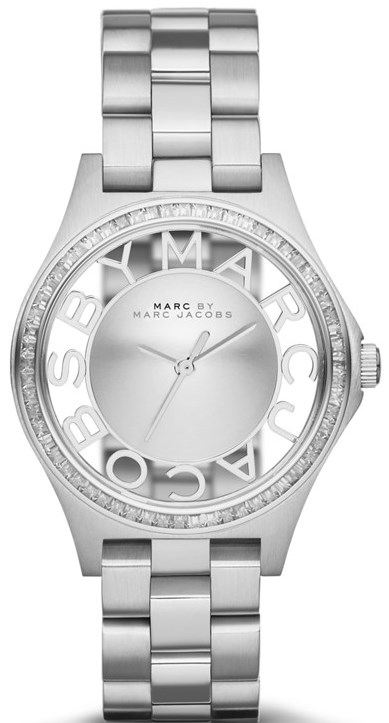 Marc by Marc Jacobs Henry Skeleton Ladies Watch MBM3337