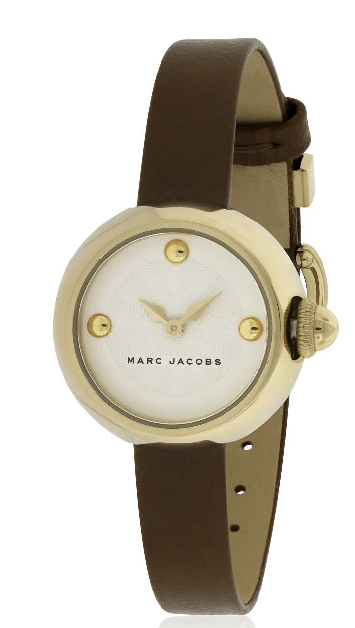 Marc by Marc Jacobs Courtney Leather Ladies Watch MJ1431