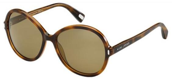 Marc Jacobs Ladies Sunglasses MJ318/S 43W/5V 58L