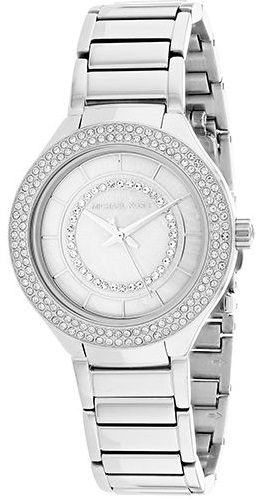 Michael Kors Mini Kerry Stainless Steel Ladies Watch MK3800