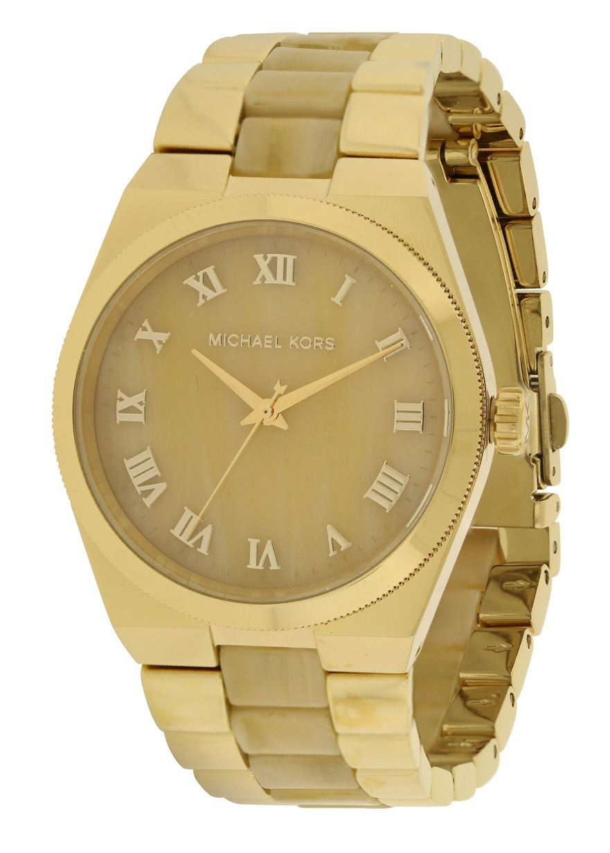 Michael Kors Channing Horn Ladies Watch MK6152