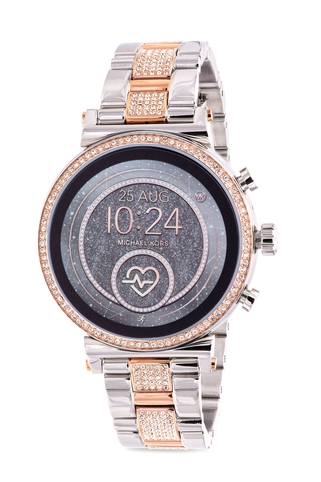 Michael Kors Gen 4 Sofie HR Two-Tone Smartwatch MKT5064