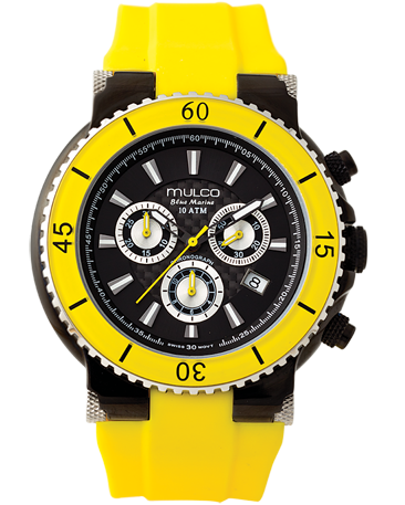 Mulco BLUEMARINE Chronograph Unisex Watch MW3-70603-099