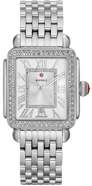 Michele Deco Madison Diamond Ladies Watch MWW06T000163