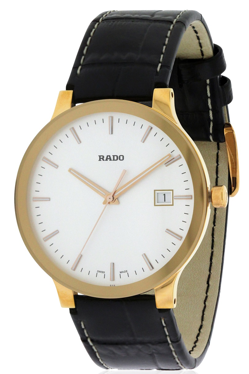 Rado Centrix Leather Mens Watch R30554105