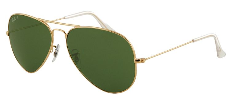 Ray-Ban Aviator Large Metal Mens Sunglasses RB3025-001/58-62