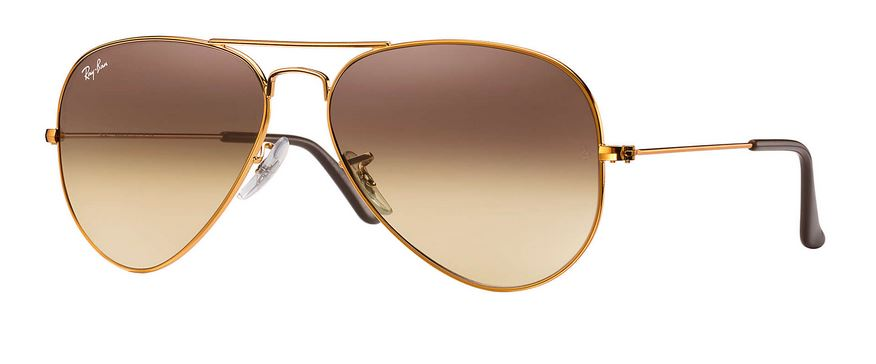 Ray-Ban Aviator  Sunglasses RB3025-9001A5-58