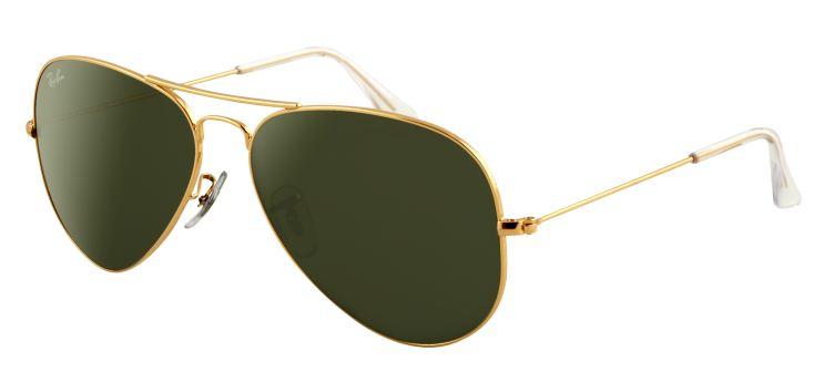 Ray-Ban Aviator Large Metal Arista Mens Sunglasses RB3025-L0205-58
