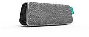 FUGOO Style - Portable Bluetooth Surround Sound Speaker - Silver