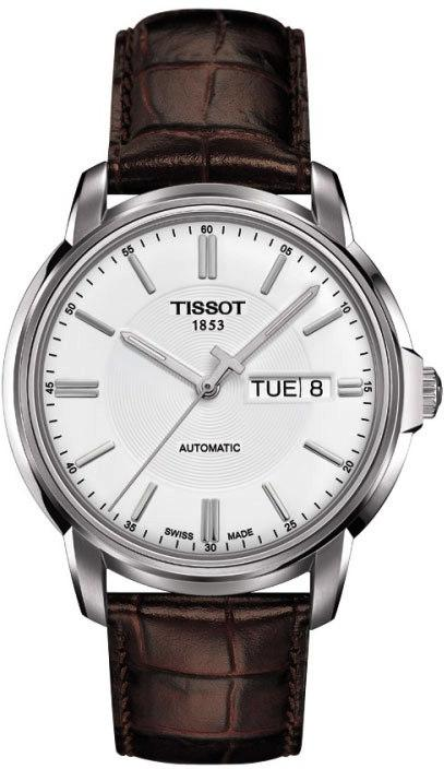 Tissot Automatic III Mens Watch T0654301603100