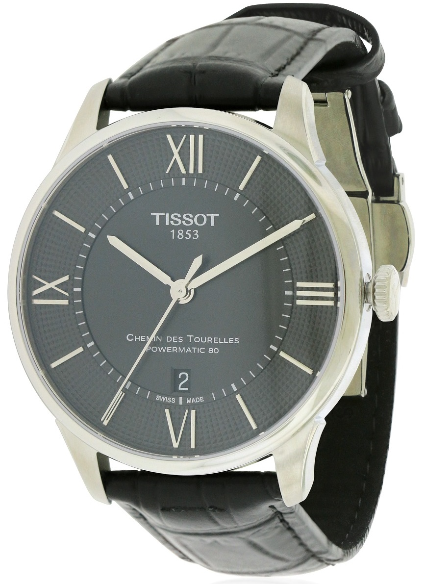 Tissot Chemin Des Tourelles Automatic Mens Watch T0994071605800