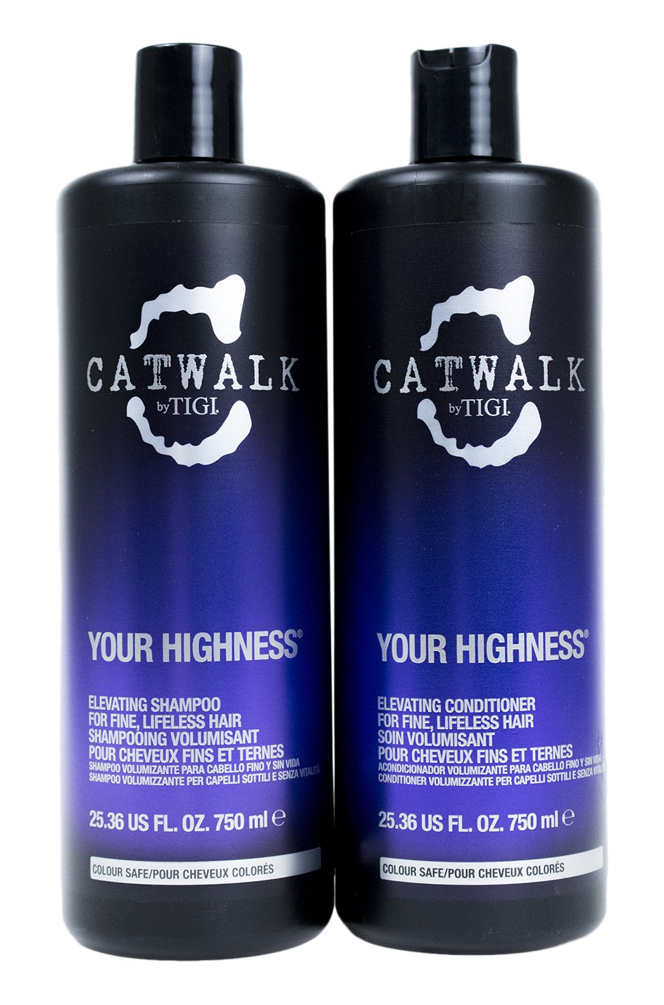 Catwalk Shampoo and Conditioner Your Highness  25.36 Fluid Ounce
