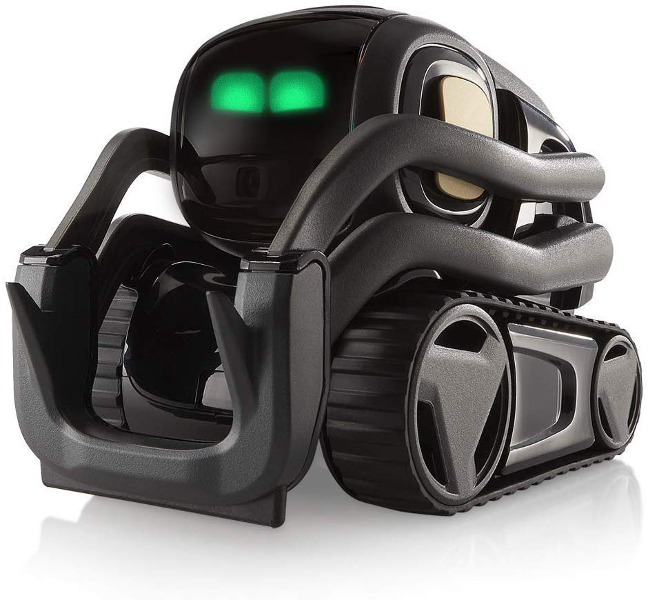Vector Robot by Anki A Home Robot Who Hangs Out & Helps Out - Amazon Alexa Built-In