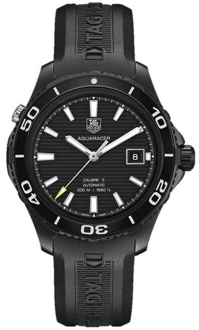 Tag Heuer Aquaracer 500 Automatic Mens Watch WAK2180.FT6027