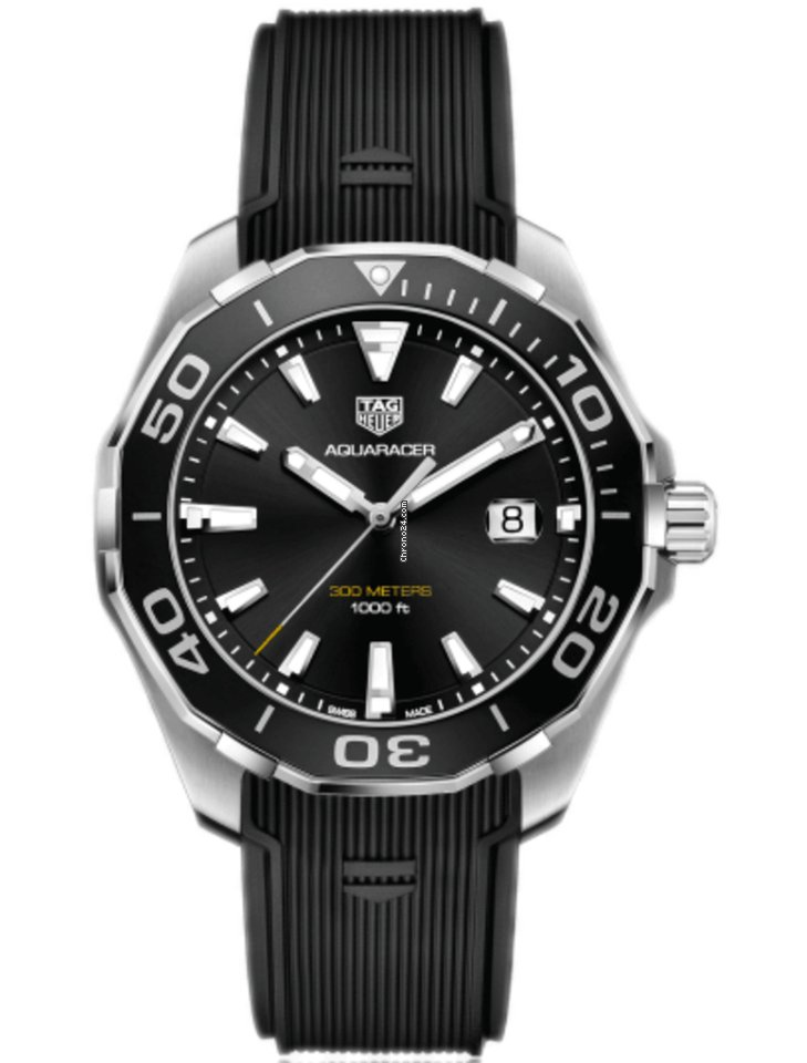 Tag Heuer Aquaracer Mens Watch WAY101A.FT6141