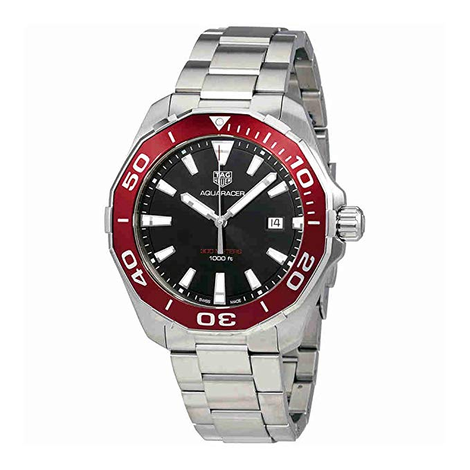 Tag Heuer Aquaracer Mens Watch WAY101C.BA0746