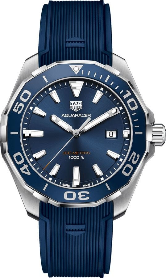 Tag Heuer Aquaracer Mens Watch WAY101C.FT6153
