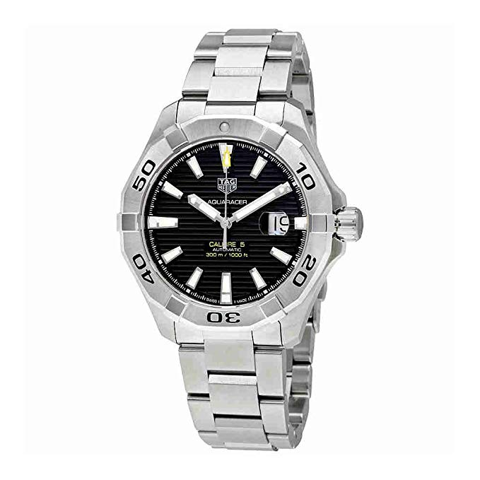 Tag Heuer Aquaracer Automatic Mens Watch WAY2010.BA0927