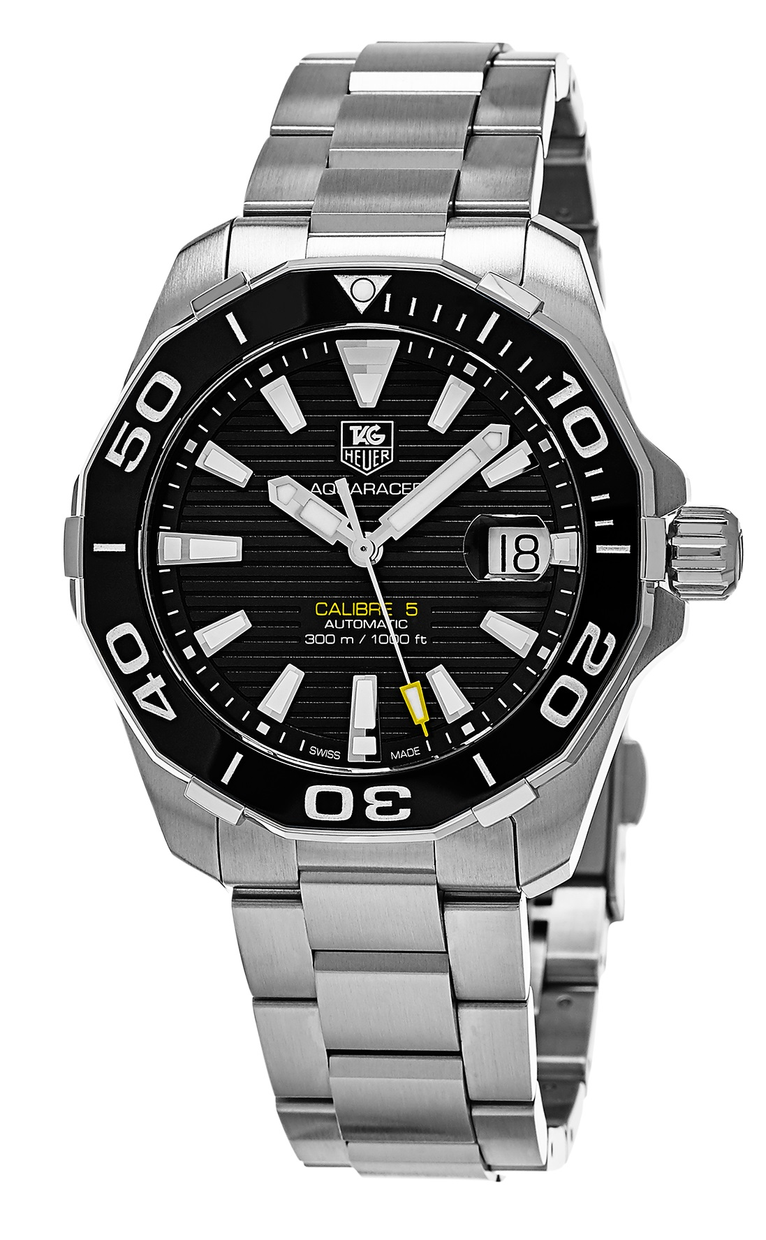 Tag Heuer Aquaracer Automatic Mens Watch WAY211A.BA0928