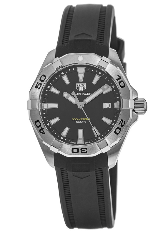 Tag Heuer Aquaracer Mens Watch WBD1110.FT8021