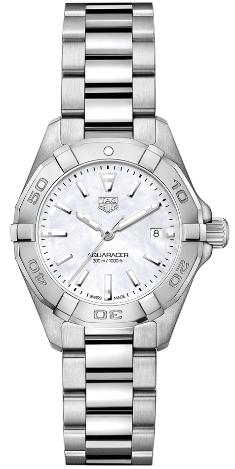 Tag Heuer Aquaracer Ladies Watch WBD1411.BA0741