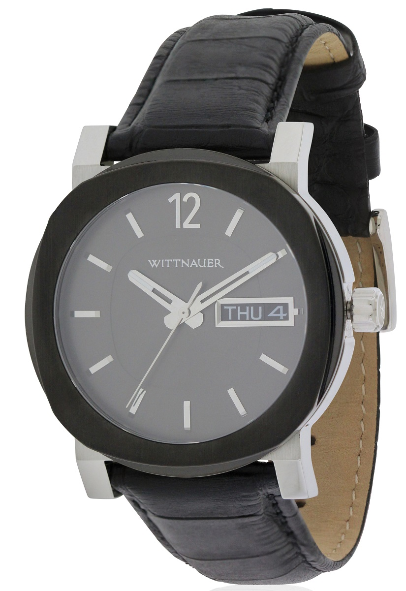 Wittnauer Aiden Leather Mens Watch WN1000