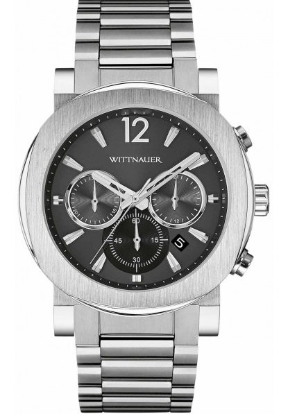 Wittnauer Aiden Chronograph Stainless Steel Mens Watch WN3003