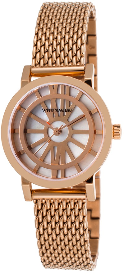 Wittnauer Charlotte Rose Gold-Tone Ladies Watch WN4036