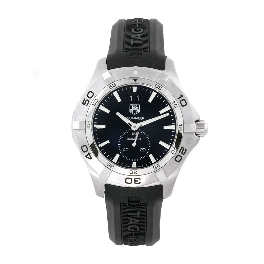 Tag Heuer Aquaracer Mens Watch WAF1014.FT8010