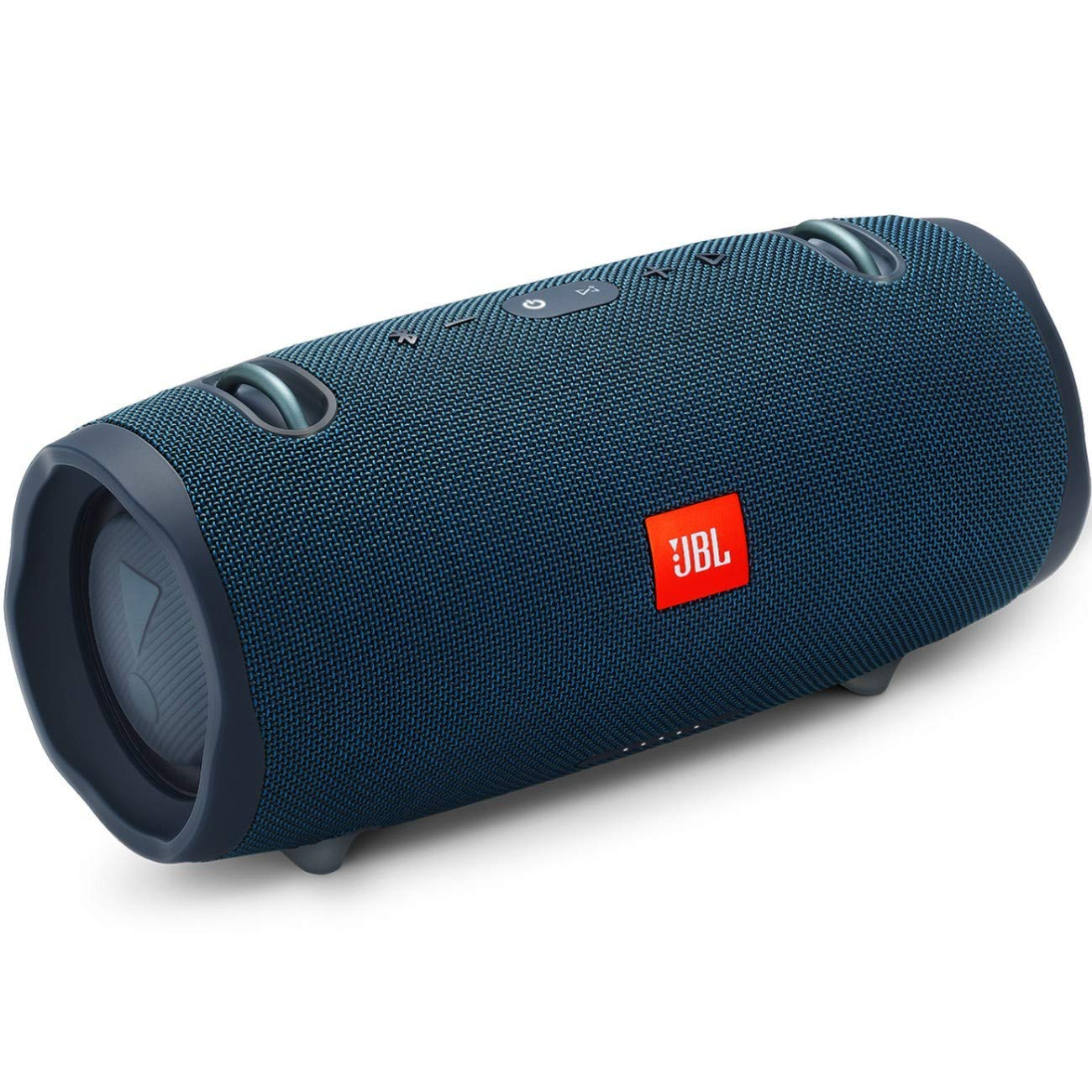 JBL Xtreme 2 Portable Waterproof Wireless Bluetooth Speaker - Blue - XTREME2-BLUE