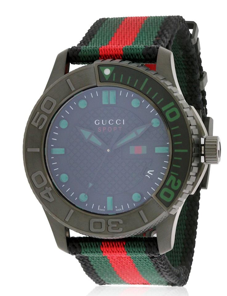 6fde880ae63 Gucci G-Timeless Mens Watch YA126229