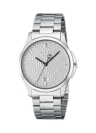 Gucci G-Timeless Diamante Ladies Watch YA1264024