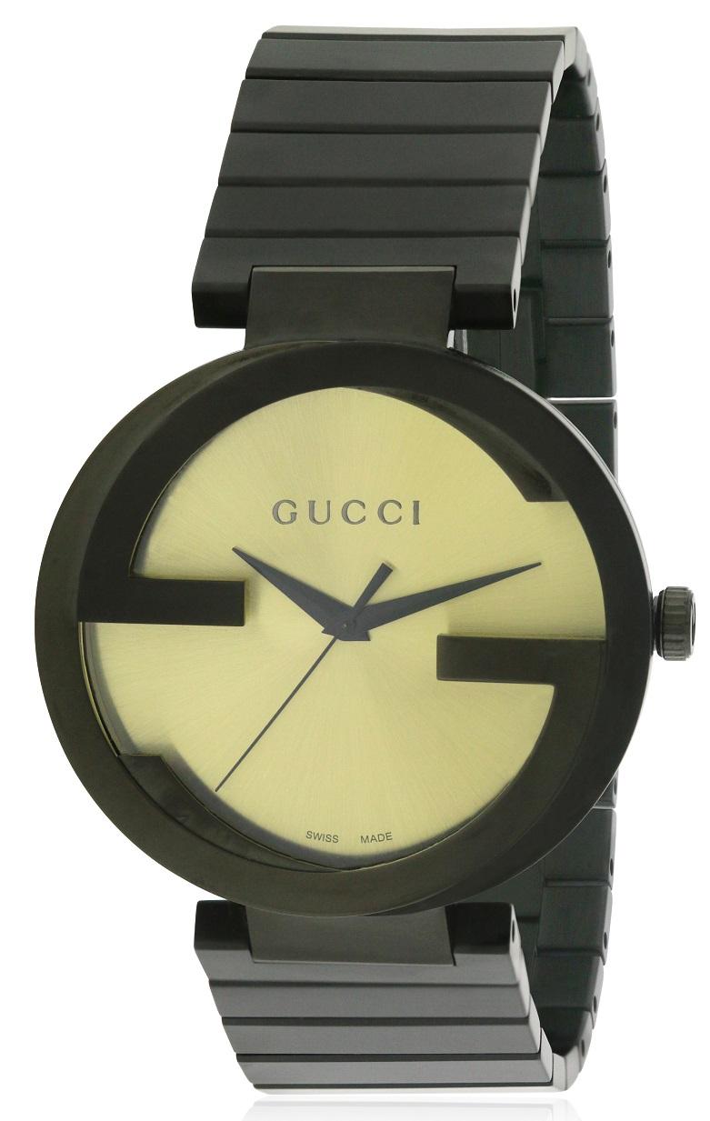 2128f7dec94 Gucci GRAMMY Special Edition Extra-large Interlocking Mens Watch YA133209