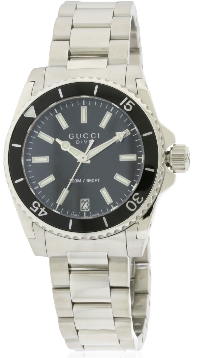 Gucci Dive Mens Watch YA136403