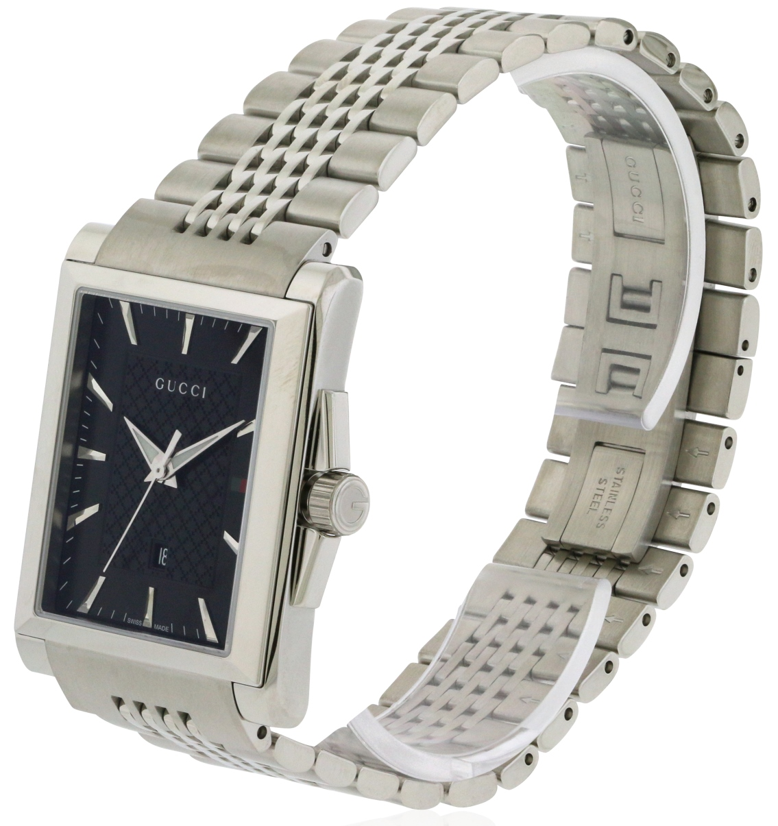 ffb3865e0e9 Gucci G-Timeless Mens Watch YA138401