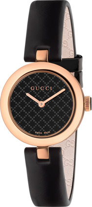 Gucci Diamantissima Leather Ladies Watch YA141501